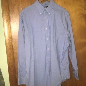 Lauren Ralph Lauren men's XL checkered shirt